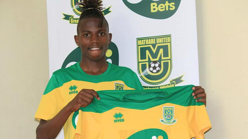 Mathare United sign James Kinyanjui from Thika United