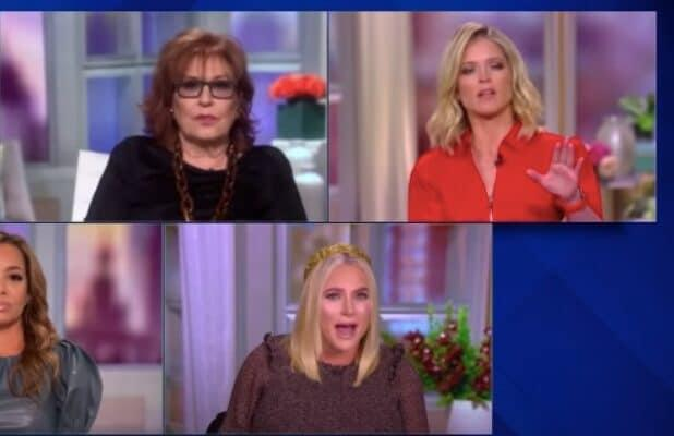 'The View': Meghan McCain Goes on Anti-Abortion Rant About RBG's SCOTUS Replacement