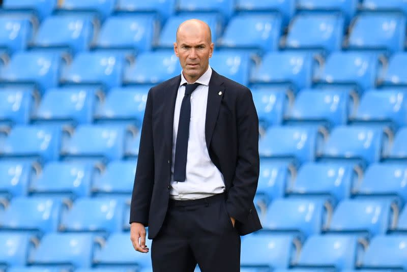 Zidane not interested in new Real Madrid transfers