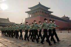 Pentagon: China mendorong untuk gandakan persenjataan hulu ledak nuklir