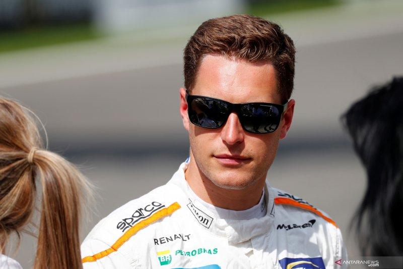 Mercedes tarik Stoffel Vandoorne sebagai pebalap cadangan