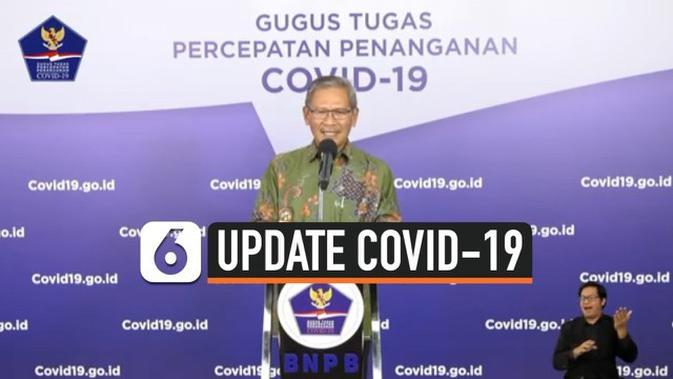 VIDEO: Update Corona 14 Mei, Kasus Positif 16.006, Sembuh 3.518, Meninggal 1.043