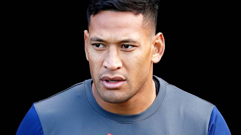 Australian Rugby star Israel Folau guilty of 'high-level breach' - independent panel