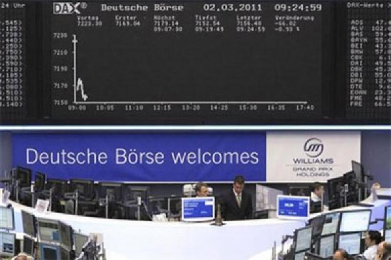 Saham Jerman lanjutkan kenaikan, indeks DAX 30 bertambah 0,64 persen
