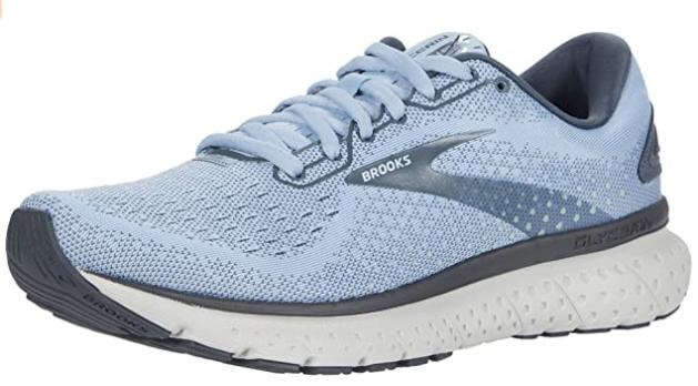 Brooks Women's Glycerin 18 D Width Running Shoe (Image via Amazon)