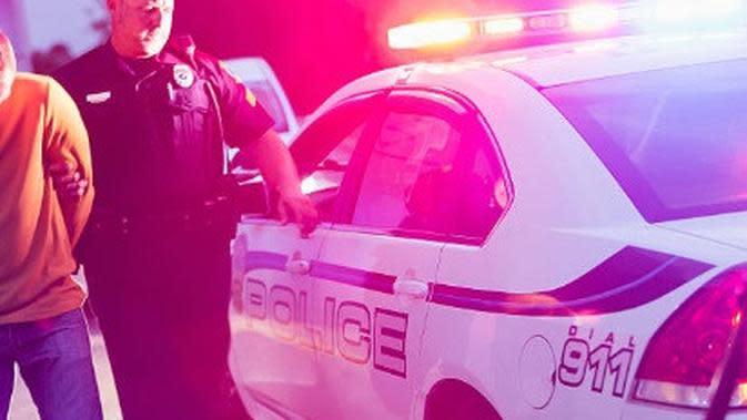 Ilustrasi polisi. (iStockphoto)