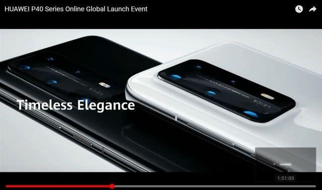 Huawei flagship phone goes Google-free