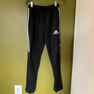 Adidas Bottoms   Boys Large Adidas Climacool Pants   Color: Black/White   Size: Lb