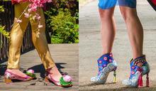 一雙9000元!《花木蘭》推聯名鞋款 網酸爆:壽鞋?