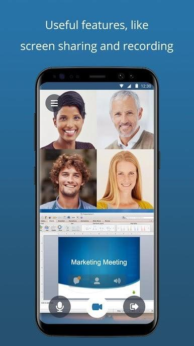 best mobile videoconferencing apps free conference call3