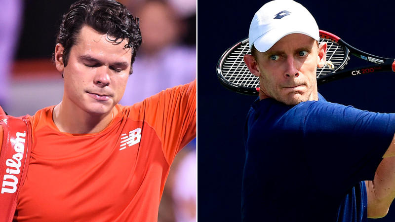 Milos Raonic out of U.S. Open with injury