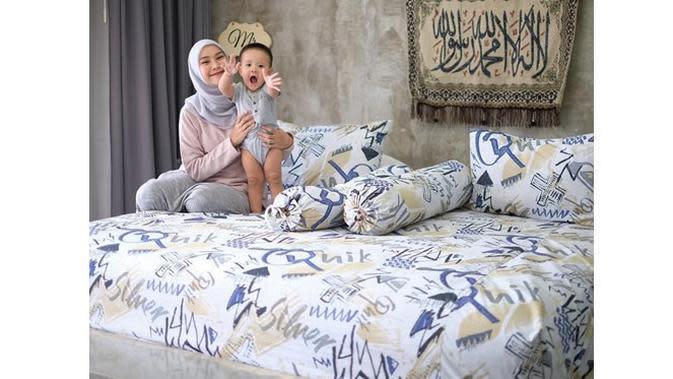 Rumah Zaskia Mecca dan Hanung (Sumber: Instagram/@zaskiadyamecca)