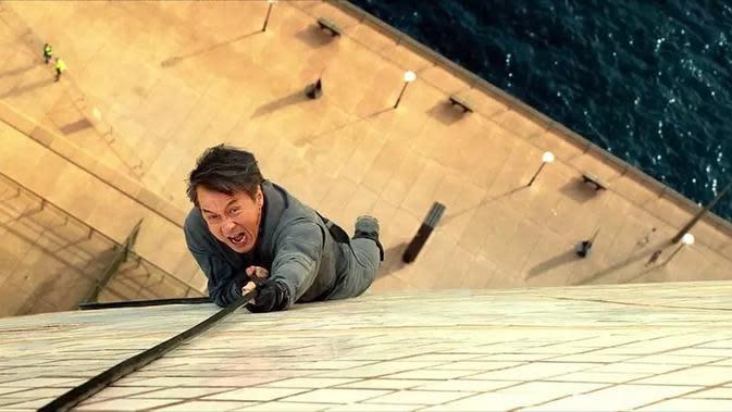 Salah satu adegan film Bleeding Steel. (Foto: Perfect Village Entertainment/ IMDB)