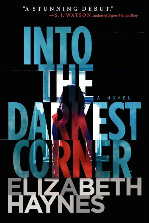 """This book cover image released by Harper shows """"Into the Darkest Corner,"""" by Elizabeth Haynes. (AP Photo/Harper)"""