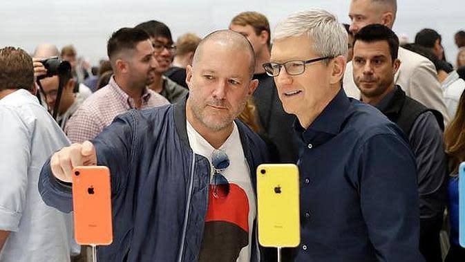 Jony Ive Tinggalkan Apple, Hampir 30 Tahun Mengabdi