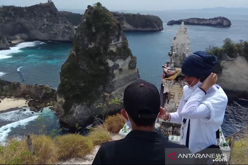 Kemenparekraf dorong promosikan wisata alam di Nusa Penida