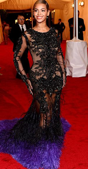 Beyoncé Reveals Her Style Icons, Met Gala Gig