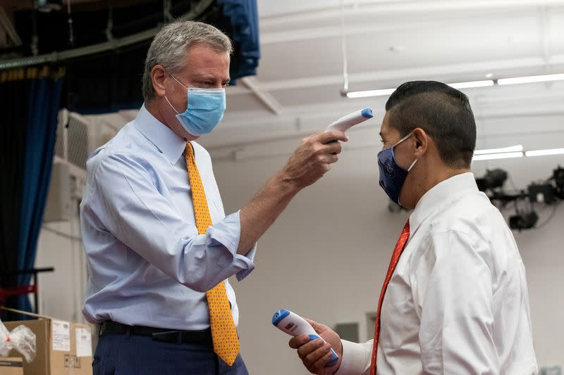 Trump administration classifies teachers essential workers during pandemic