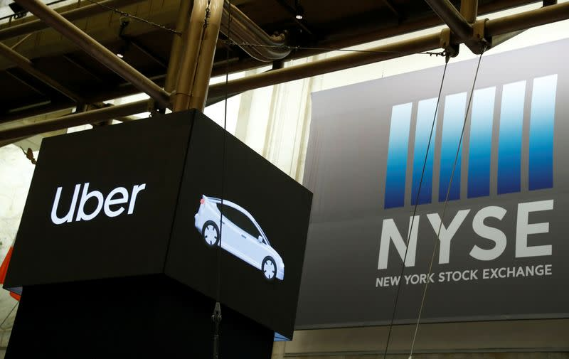 Four Democratic U.S. senators warn against Uber buying Grubhub