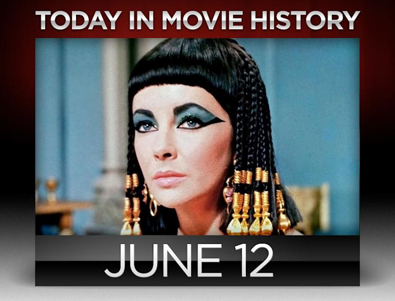 Today in movie history, June 12