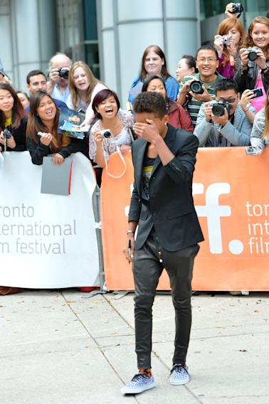 Funny Faces of the TIFF 2012 Red Carpet
