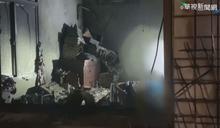 金門民宅爆炸起火 1死1重傷急救中