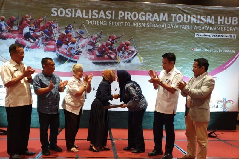Kementerian Pariwisata dukung Sumsel kembangkan wisata olahraga