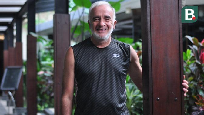 Franco Hita Berhasrat Ikuti Jejak Mario Gomez di Arema FC