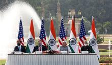 美印2+2對話 簽定軍情共享協議
