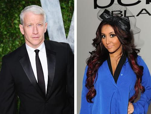 Exclusive: Anderson Cooper's sweet gift for new mom Snooki