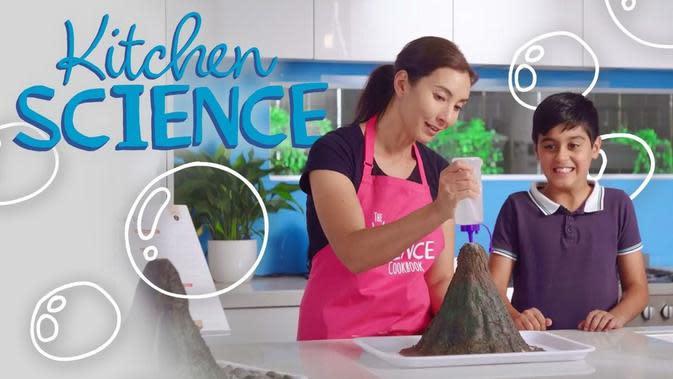 Program Sains Anak (Foto: Mola TV)