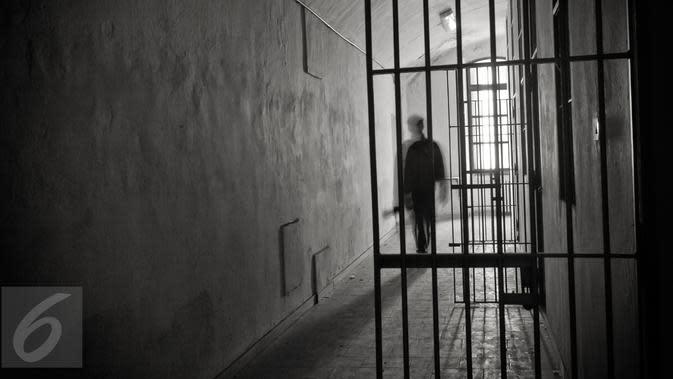 Ilustrasi Sel, Tahanan, dan Rumah Tahanan (iStockphoto)
