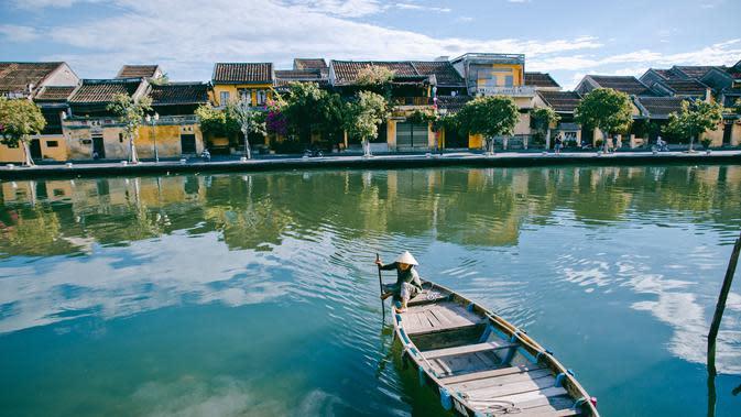 Hoi An, Vietnam. (dok. Pexels/Nguyễn Anh Vũ)
