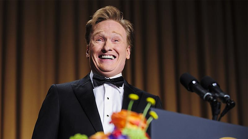 Fox Developing Buddy Comedy From Conan O'Brien (EXCLUSIVE)