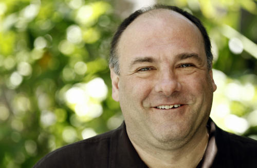 "FILE - This April 11, 2011 file photo shows actor James Gandolfini in Beverly Hills, Calif. Gandolfini, who died June 19, 2013, has left the bulk of his estimated $70 million estate to his 13-year-old son and infant daughter. The late ""Sopranos"" star also left millions to his wife and relatives. The New York Post reports the Dec. 19, 2012-dated will was filed Tuesday, July 2, 2013. (AP Photo/Matt Sayles, File)"