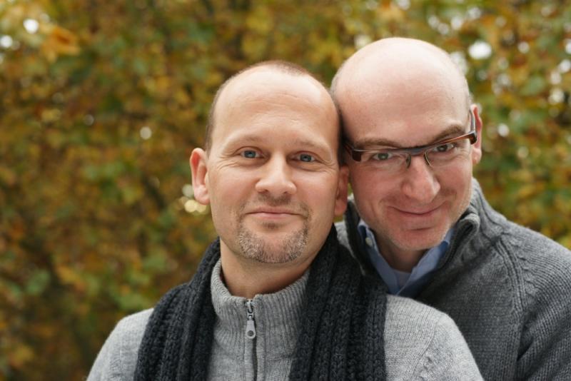 older male couple, over 50 regrets