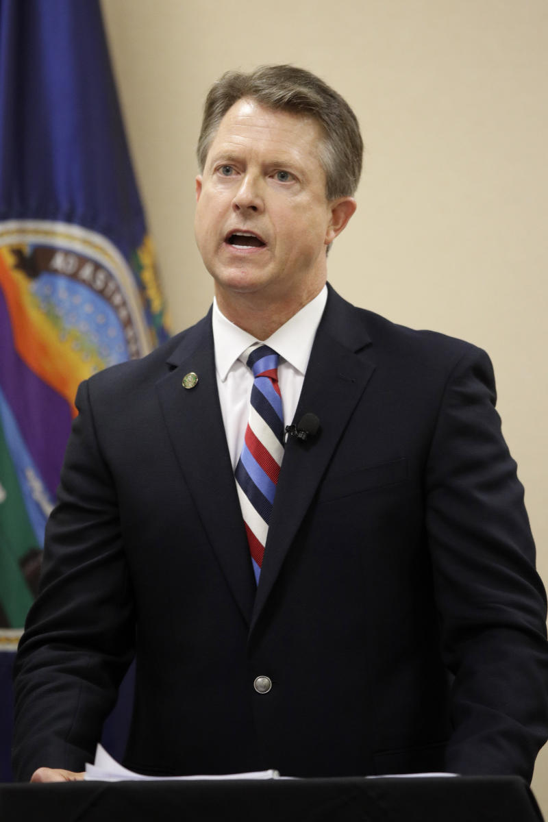 Election 2020 Senate Kansas