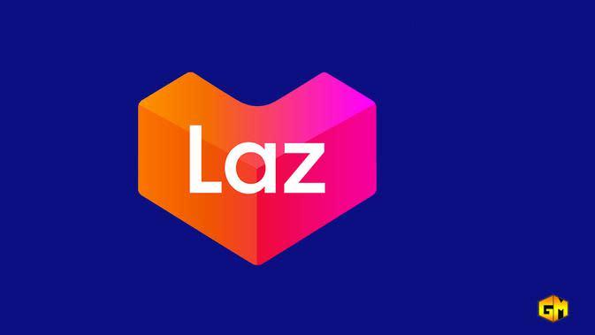 Logo Lazada credit: Lazada.co.id