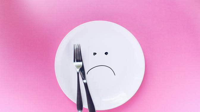 ilustrasi tips diet saat new normal/unsplash