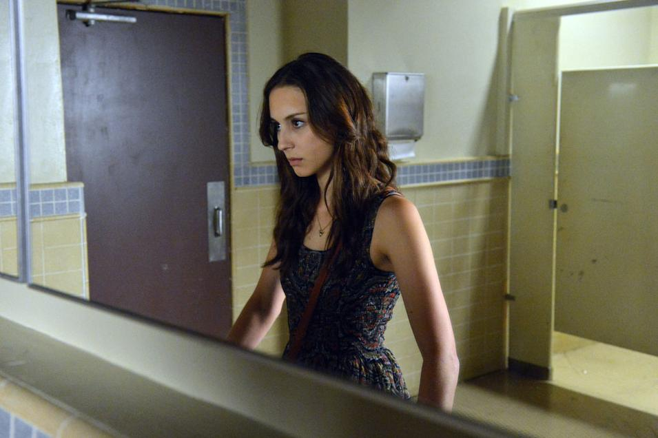 """Pretty Little Liars"" - ""Out of the Frying Pan, into the Inferno"": TROIAN BELLISARIO"