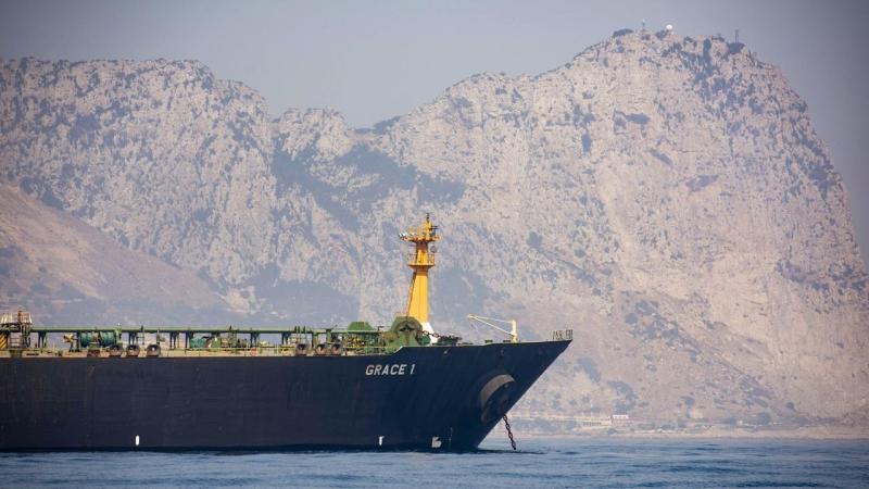 Gibraltar Persian Gulf Tension