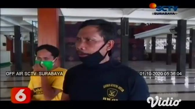 VIDEO: Maling Bobol 5 Kotak Amal Masjid, Pelaku Terekam CCTV