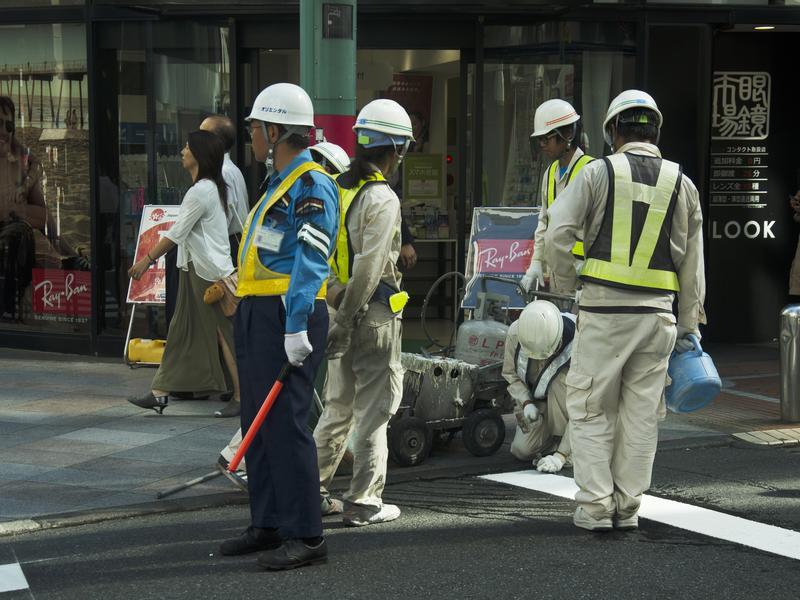 不只看氣溫 日本勞動條件全入法