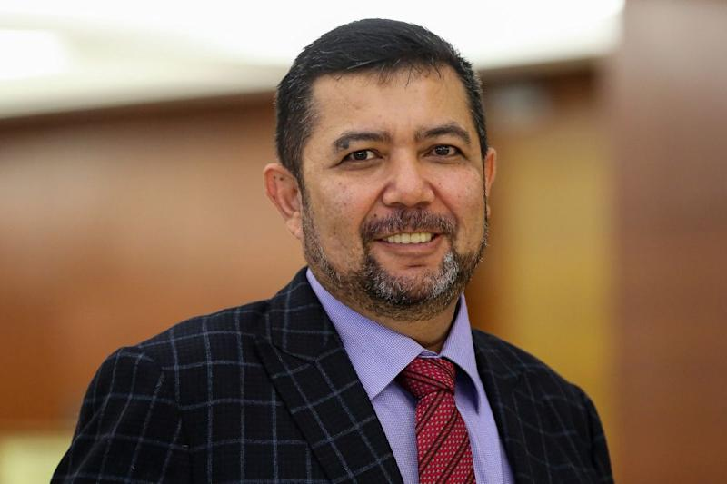 The letter notifying Datuk Marzuki Yahya (pic) that he was sacked was reportedly issued on June 2. — Picture by Yusof Mat Isa