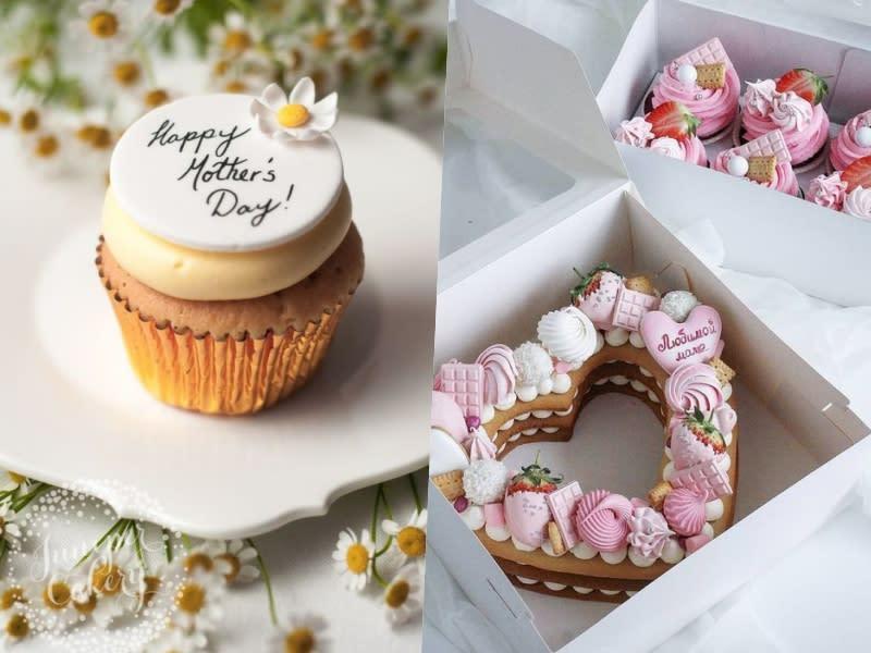 送一個可愛的小蛋糕