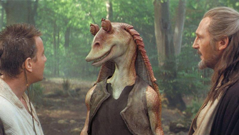 Ahmed Best would be open to return as Jar Jar Binks (Image by Lucasfilm)