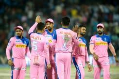 Mendobrak tabu, tim kriket IPL mendapat sponsor pembalut