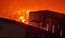「製藥國家隊」旭富製藥廠大火延燒 4年前也曾發生工安意外
