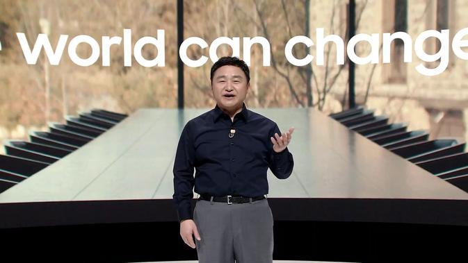 Samsung Umumkan Galaxy Watch3 dan Galaxy Buds Live