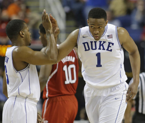 No. 7 Duke beats NC State 75-67 in ACC semifinals